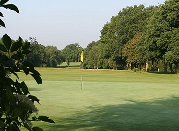Banstead Downs Golf Club in Sutton