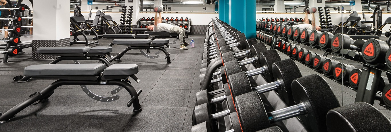 Fitness Clubs and Gyms in Sutton