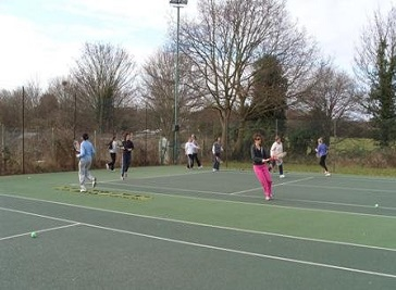 Sutton Churches Tennis Club in Sutton