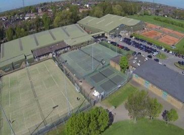 Sutton Tennis Academy in Sutton