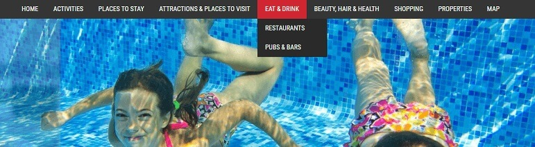 Drop Down menus Advertise with us What's on in Sutton